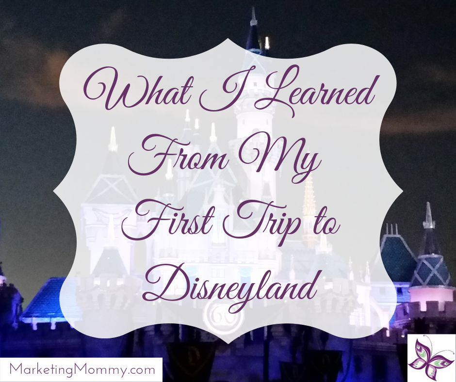 What I learned from my first trip to Disneyland with kids